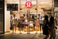 Lululemon is facing a backlash in China after an employee shared an 'insulting' coronavirus-related design online. Photo: Getty Images
