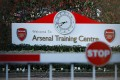 Arsenal are the first Premier League club to announce an intention to return to training. Photo: Reuters