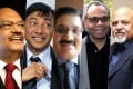 India's top billionaires who took up residence abroad to grow their wealth. Photo: SCMP collage/Instagram