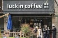 The Luckin Coffee scandal has got the attention of China's top level leaders. Photo: Bloomberg