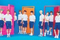 Members of K-pop group Golden Child, one of seven competing in Road to Kingdom, a reality-TV contest starting this week for boy bands still looking for their big breakthrough. Photo: Handout