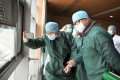 China allowed a WHO group to conduct field research in a Wuhan hospital back in February. Photo: DPA