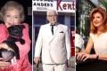 Betty White, Colonel Sanders, Ariana Huffington. Photos: Instagram