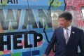 Taiwan's health minister Chen Shih-chung is regarded as something of a hero on the self-ruled for his handling of the Covid-19 crisis. Photo: CNA