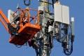 The Open RAN Policy Coalition wants to change the way the cell tower radio access network, or RAN, works. Photo: Reuters
