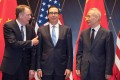 Chinese Vice-Premier Liu He will be on the call, according to people familiar with the matter. The US will be represented by US Trade Representative (USTR) Robert Lighthizer (left), one of the people said. Photo: AFP