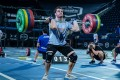 Jeffrey Adler will now be one of the few who heads to the 2020 CrossFit Games. Photo: Dubai CrossFit Championship