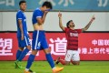 Brazil-born Ricardo Goulart is part of a new breed of naturalised Chinese footballers. Photo: AFP