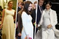 How these royal mums maintained their fashion sense throughout their pregnancies. Photos: Instagram, Pinterest, Reuters