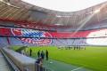 Bayern Munich's Allianz Arena will remain almost empty for the return of Bundesliga football. Photo: DPA