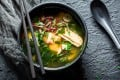Japanese miso is just one soup enjoyed in almost all cultures. It's time we gave soup some respect as it is much more than an appetiser. Photo: Shutterstock