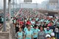 Participants in the 2019 Standard Chartered Hong Kong Marathon. Photo: Felix Wong