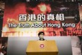 Carrie Lam said she had spent 10 hours reading the IPCC's report. Photo: Winson Wong