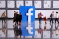 Facebook is acquiring Giphy, a popular website for making and sharing animated images, or GIFs, for around US$400 million. Photo: Reuters