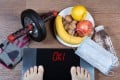 Want to lose some of that quarantine weight gain? Shaving off even a few kilos can make a significant change to your health. Photo: Shutterstock