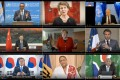 The World Health Organisation began its first ever virtual assembly on Monday. Photo: AFP