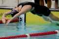 Sherry Tsai, now a coach, is one of the best swimmers Hong Kong has produced. Photo: SCMP
