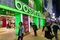 Bossini operates 39 shops in Hong Kong and Macau, and 180 in mainland China. Photo: Shutterstock