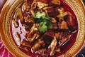 Braised beef with bamboo shoots from the cookbook Sichuan (China) Cuisine In Both Chinese and English by Lu Yin and Du Li. Photo: Handout