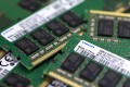 South Korean companies Samsung Electronics and SK Hynix dominate the global market for memory chips. Photo: Bloomberg