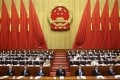 The National People's Congress will vote on a civil code this week. Photo: Xinhua via AP