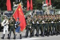 "China's People's Liberation Army has said its Hong Kong garrison will ""resolutely"" safeguard national security and sovereignty. Photo: Sam Tsang"