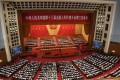 Premier Li Keqiang confirmed at the National People's Congress on Friday that China would not set an economic growth target for 2020. Photo: AFP