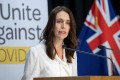 New Zealand PM Jacinda Ardern discusses her government's efforts to contain the coronavirus outbreak. Photo: AFP