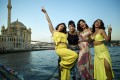 (From left) Maanvi Gagroo, Bani J, Kirti Kulhari and Sayani Gupta in Indian TV show Four More Shots Please!, streaming on Amazon Prime Video.