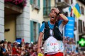 Courtney Dauwalter is physically gifted, but what sets the ultra runner apart is her mental grit. Photo: UTMB/Christophe Pallot