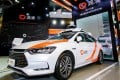 Didi Chuxing is conducting trials with self-driving vehicles in China and the US, where the ride-hailing giant has open-road testing permits. Photo: Handout