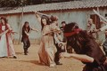 Helen Ma (centre) takes no prisoners in a scene from the 1971 martial arts cult classic Deaf and Mute Heroine.