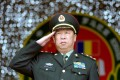 """General Li Zuocheng, chief of the PLA Joint Staff Department, said """"we do not promise to abandon the use of force"""". Photo: Handout"""