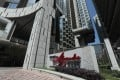 The opening has been delayed of Hong Kong's Hotel Alexandra on 32 City Garden Road in North Point. Photo: Xiaomei Chen