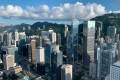 Several economists have offered gloomy predictions for Hong Kong's future but the finance minister has been upbeat about its prospects in the event of US sanctions. Photo: Reuters