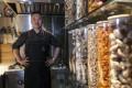 China Tang's executive chef Menex Cheung at the restaurant, in Central, Hong Kong. Photo: SCMP / Edmond So