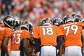 Denver Broncos head coach Vic Fangio said he doesn't believe racism in the NFL exists. Photo: AP