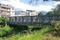 A Bailey bridge in Kam Tsin Wai, in Hong Kong's New Territories. Photo: Jason Wordie
