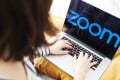 Shares of Zoom have soared this year as the popularity of its videoconferencing service has grown amid the coronavirus pandemic. Photo: Bloomberg
