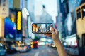 Forget competing with all the other travel vloggers on YouTube, and start your video blogging journey on Instagram and IGTV instead. Photo: Getty Images