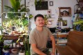 A fake cactus made from a blowfish, groups of plants that stand for other people at parties – there's a lot to Trevor Yeung's artwork, if you care to look close enough. Photo: SCMP