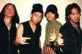 Beyond were one of Hong Kong's defining bands. From left: Paul Wong, Wong Ka-keung, Yip Sai-wing, Wong Ka-kui. Photo: @doc_tang