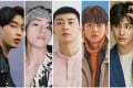 Korean drama and K-pop stars have gathered to form the male-centric Wooga Squad. Photo: Instagram