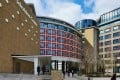 BBC's former Television Centre building in West London has been redeveloped into luxury homes by Stanhope. Photo: handout