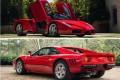 The 2003 Ferrari Enzo & 1985 Ferrari 288 GTO both sold for well over US$2 million. Photo: RM Sotheby's
