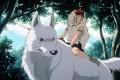 A still from Studio Ghibli film Princess Mononoke. Photo: Studio Ghibli