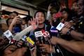 Philippine journalist Maria Ressa. Photo: AFP