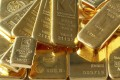 Gold bars from the vault of a bank are seen in an illustration picture taken in Zurich on November 20, 2014. File photo: Reuters