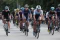 Cyclists compete at the 2018 Hong Kong Championships in Tin Shui Wai. Photo: Jonathan Wong