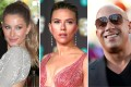 Gisele Bündchen, Scarlett Johansson and Vin Diesel have each followed a very different path to the ones taken by their twin siblings. Photo: EPA-EFE/Reuters